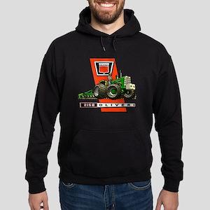Oliver 2150 tractor Hoodie (dark)