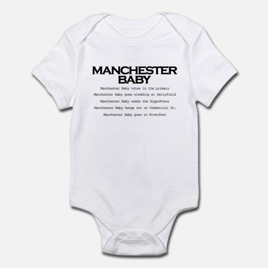 manchesterbaby Body Suit