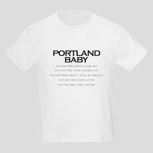 Portland Baby Kids Light T-Shirt
