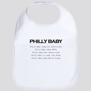 Philly Baby Bib