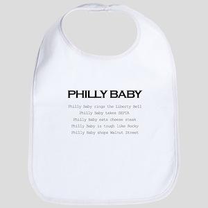 Philly Baby Bib
