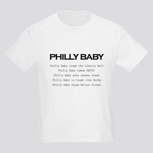 Philly Baby Kids Light T-Shirt