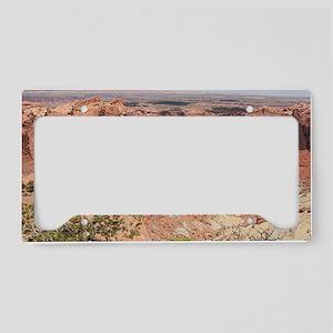 Canyonlands National Park, Ut License Plate Holder