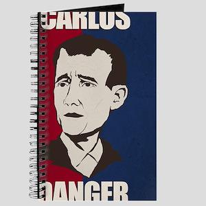 Carlos Danger Poster Journal