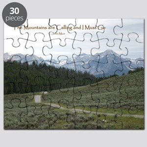 The Sawtooth Mountains are Calling Puzzle
