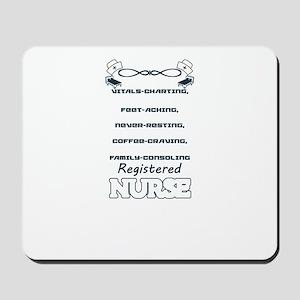 Registered Nurse Mousepad