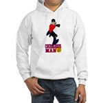 Courageous Man Frost-Fighting Hoodie