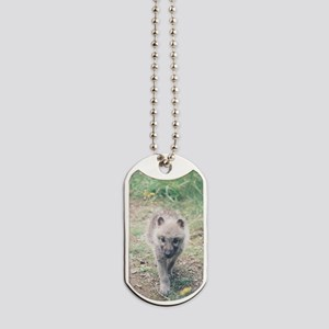 """Arctic  Cub"" Dog Tags"