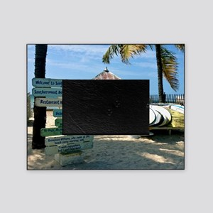 Southernmost Beach Picture Frame