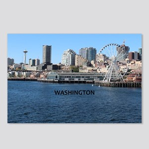 Seattle_2.5x3.5_Ornament( Postcards (Package of 8)