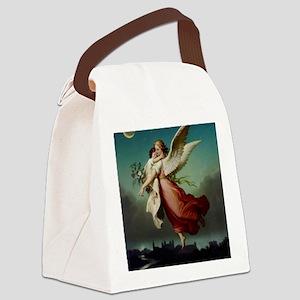 Guardian Angel by Wilhelm Von Kau Canvas Lunch Bag
