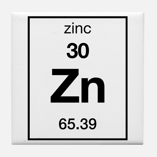 Zinc Periodic Table Square | Elcho Table