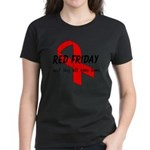 Red Friday ver4 Women's Dark T-Shirt