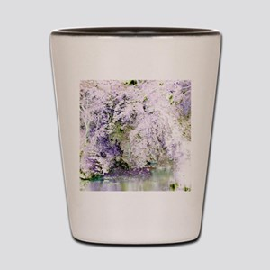 """Abstraction """"Nature"""" Shot Glass"""