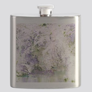 """Abstraction """"Nature"""" Flask"""