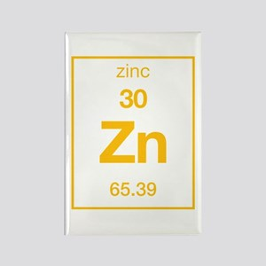 Zinc Rectangle Magnet