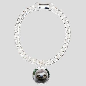 Sloth Charm Bracelet One