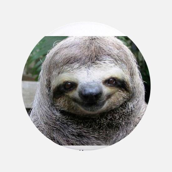 """Killer Sloth 3.5"""" Button"""