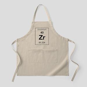 Zirconium BBQ Apron