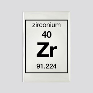 Zirconium Rectangle Magnet