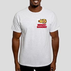 Emergency Management Light T-Shirt