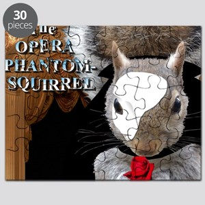 The Opera Phantom Squirrel Puzzle