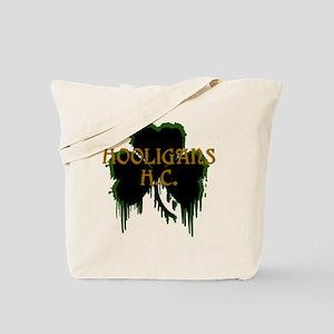 Hooligan  multi logo Tote Bag