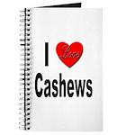 I Love Cashews Journal
