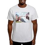 Creation & Basset Light T-Shirt