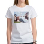 Creation & Basset Women's T-Shirt