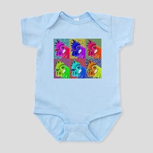 Hens Gone Wild! Infant Bodysuit