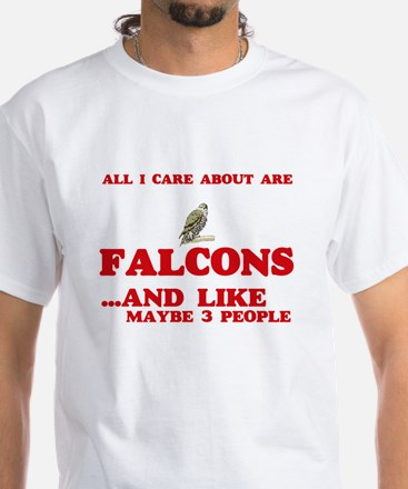 All I care about are Falcons T-Shirt