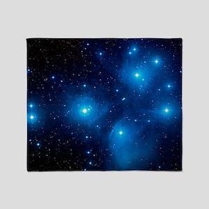 Pleiades Throw Blanket