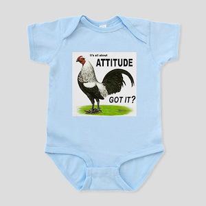 Got Attitude? Infant Bodysuit