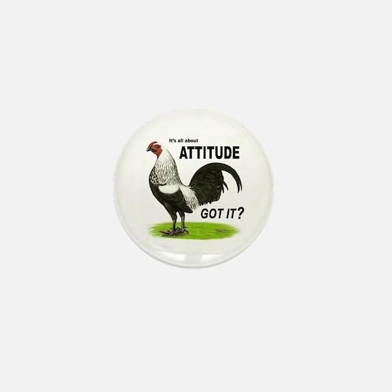 Got Attitude? Mini Button