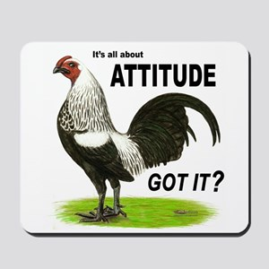 Got Attitude? Mousepad