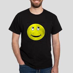 Retired Accountant happy dance Dark T-Shirt