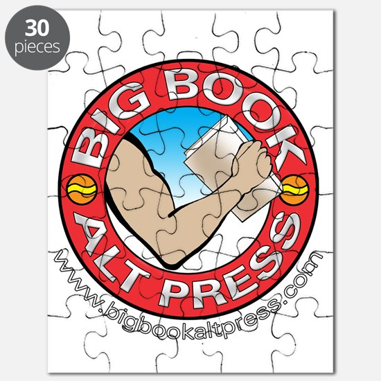 Big Book Alt Press Logo Puzzle