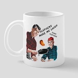 Funny Flapjacks Mug