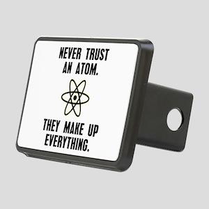 Never Trust an Atom Rectangular Hitch Cover
