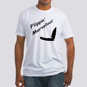Flippin Marvellous! Fitted T-Shirt