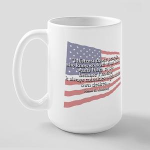 Susan B. Anthony Large Mug
