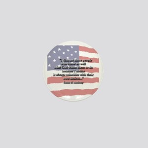 Susan B. Anthony Mini Button