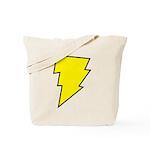 Thick Bolt Tote Bag