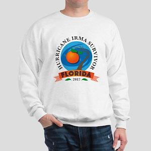 Florida Irma Survivor Sweatshirt