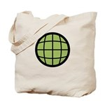 Earth Icon Logo Tote Bag