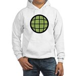 Earth Icon Logo Hoodie