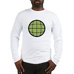 Earth Icon Logo Long Sleeve T-Shirt