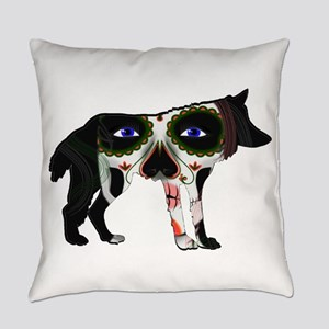 SUGAR WOLF Everyday Pillow