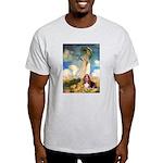 Umbrella & Basset Light T-Shirt
